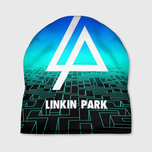 Шапка 3D Linkin Park