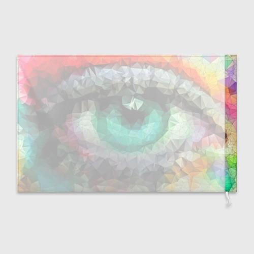 Флаг 3D eyes swag Фото 01