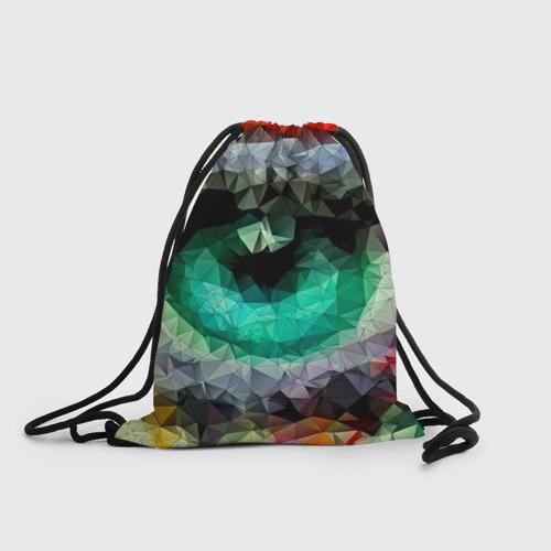 Рюкзак-мешок 3D eyes swag Фото 01