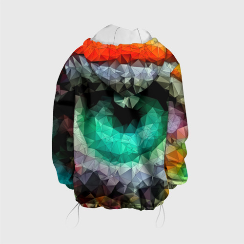 Детская куртка 3D  Фото 02, eyes swag