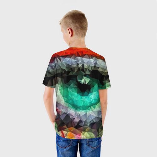 Детская футболка 3D eyes swag Фото 01
