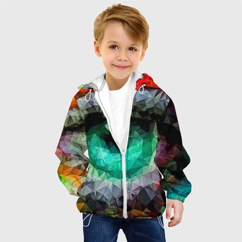 Детская куртка 3D  Фото 03, eyes swag