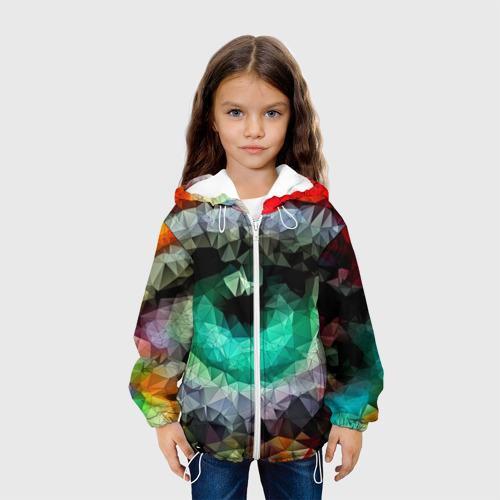 Детская куртка 3D  Фото 04, eyes swag