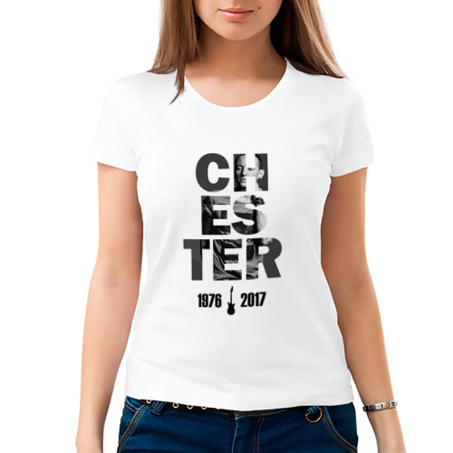 Женская футболка хлопок  Фото 03, Chester - LP