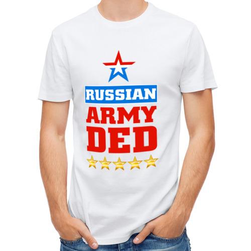 Мужская футболка полусинтетическая  Фото 01, Дед (армия)