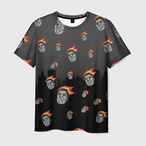 Мужская футболка 3D  Фото 03, Guitman
