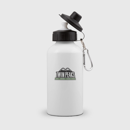 Бутылка спортивная Twin Peaks Горы Фото 01