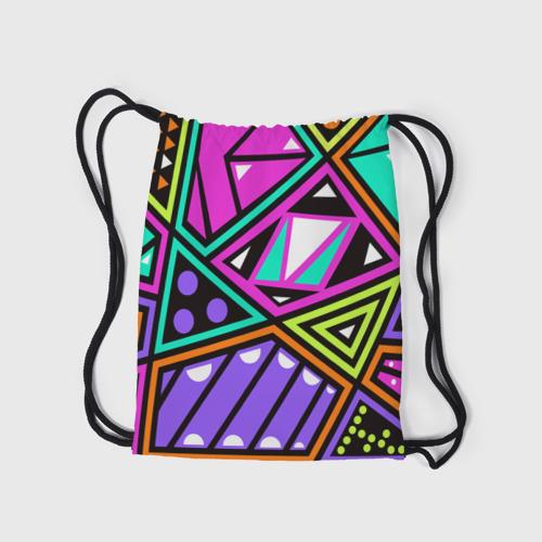 Рюкзак-мешок 3D  Фото 05, Geometry