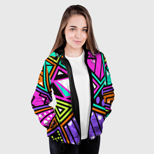 Женская куртка 3D  Фото 04, Geometry