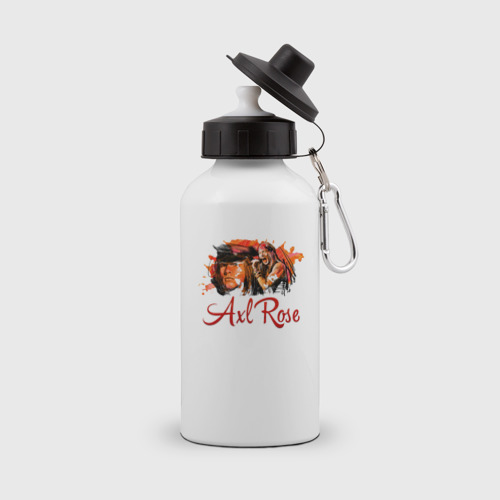 Бутылка спортивная Axl Rose