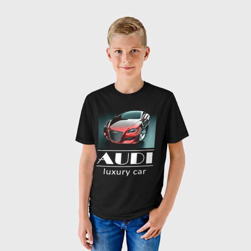 AUDI luxury car