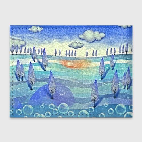 Обложка для студенческого билета  Фото 02, Рисунок