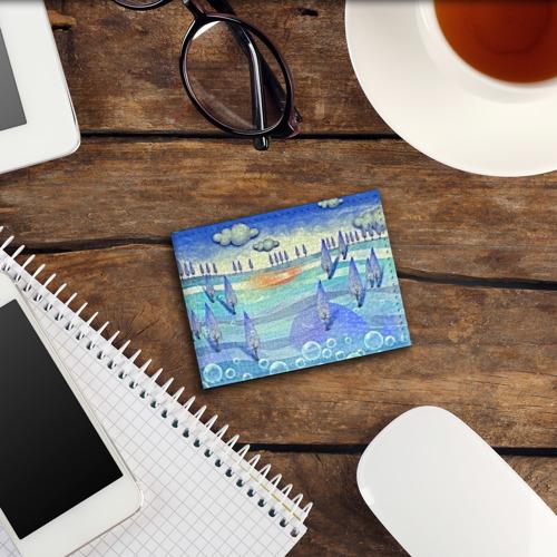 Обложка для студенческого билета  Фото 03, Рисунок