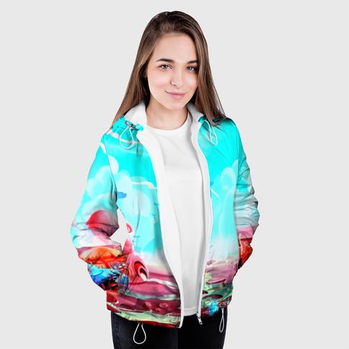 Женская куртка 3D  Фото 04, Сказочная страна