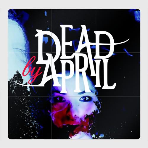 Магнитный плакат 3Х3 Dead by April