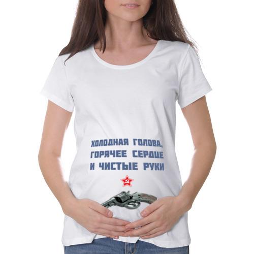Футболка для беременных хлопок  Фото 01, ЧК