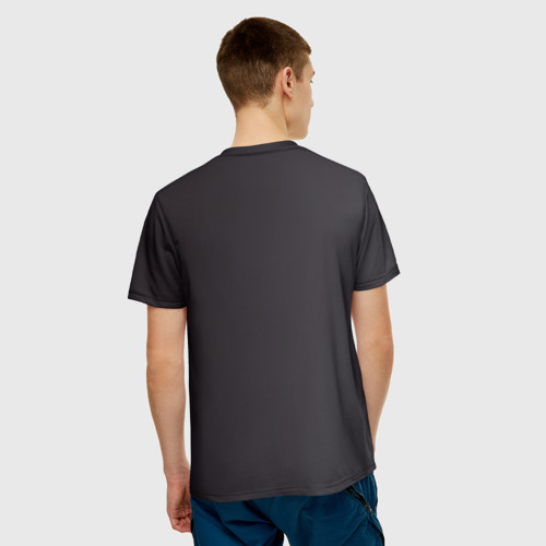 Мужская футболка 3D  Фото 02, Геннадий Головкин