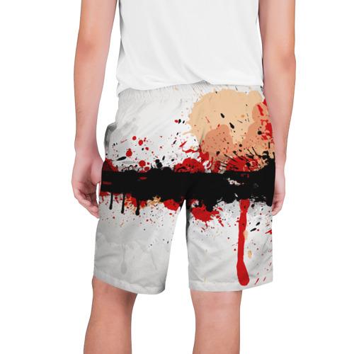 Мужские шорты 3D  Фото 02, Рассвет Абстракция