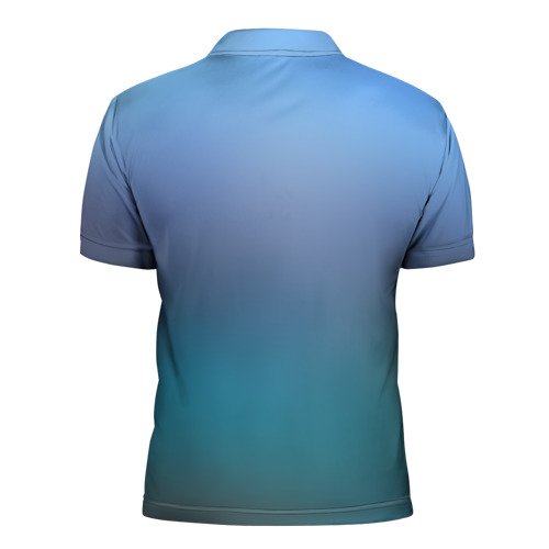 Мужская рубашка поло 3D  Фото 02, Never