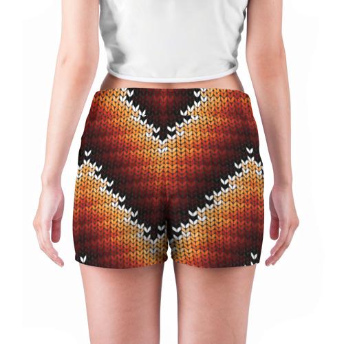 Женские шорты 3D  Фото 04, Вышивка