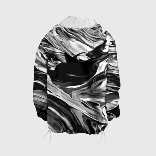 Детская куртка 3D Серые краски Фото 01
