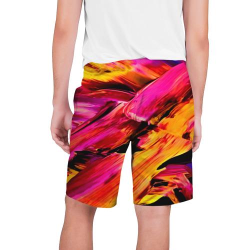 Мужские шорты 3D  Фото 02, Акварельный цвет