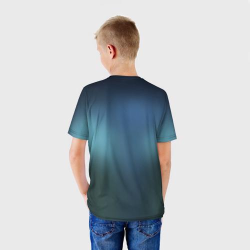 Детская футболка 3D  Фото 02, BREAKING BENJAMIN