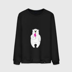 Медведь и мороженое
