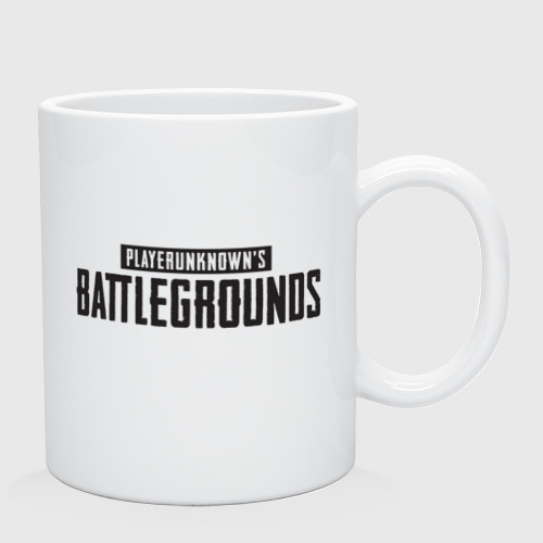 Кружка  Фото 02, Playerunknown's Battlegrounds
