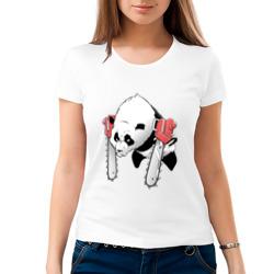 Панда - руки бензопилы
