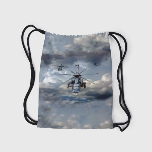 Рюкзак-мешок 3D  Фото 05, Армейская авиация