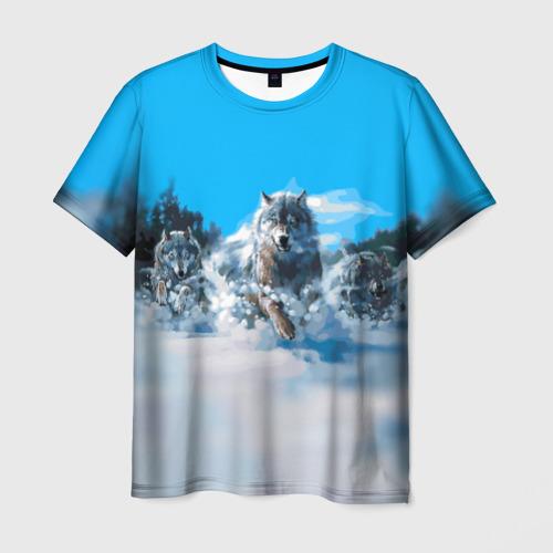 Волчья охота