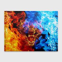 Огненный оскал