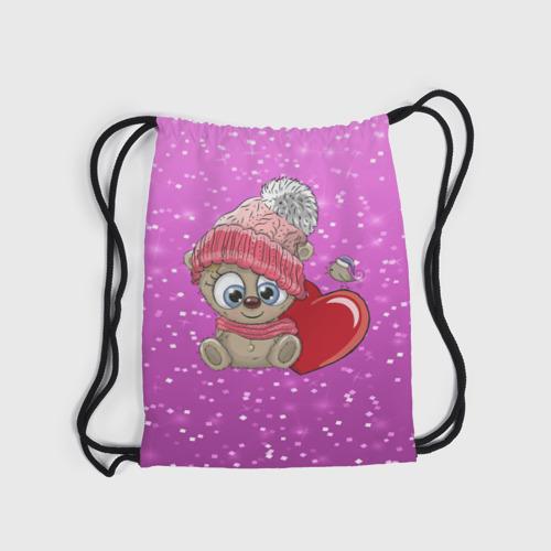 Рюкзак-мешок 3D  Фото 04, Teddy baby