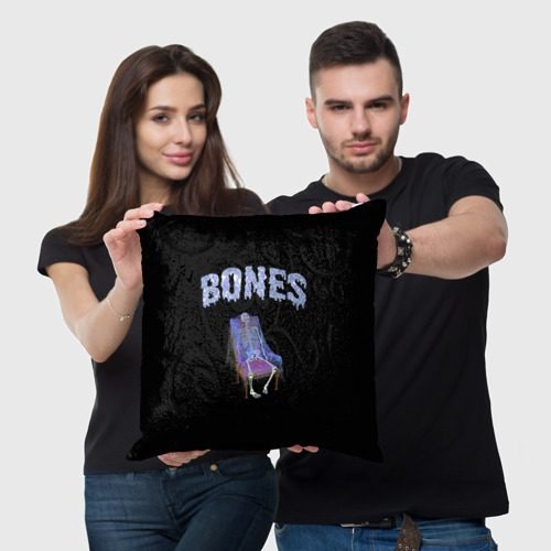 Подушка 3D  Фото 03, Bones