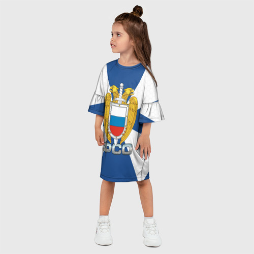 Детское платье 3D  Фото 03, ФСО