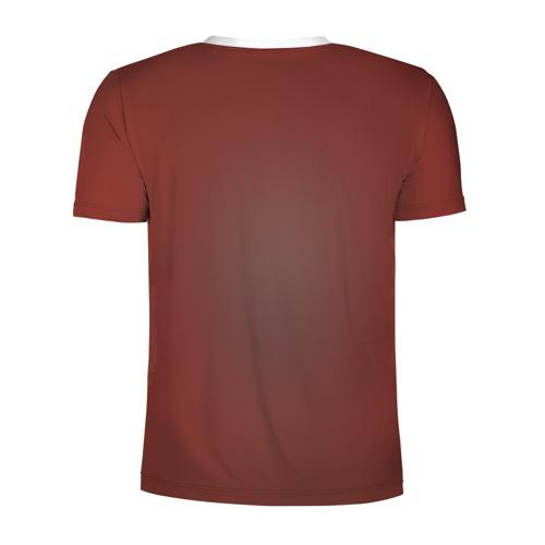 Мужская футболка 3D спортивная  Фото 02, Horn