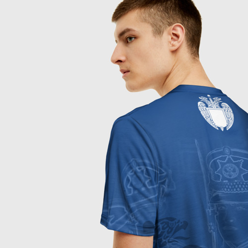 Мужская футболка 3D ФСО Фото 01