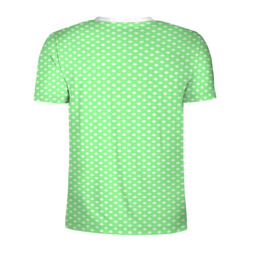 Мужская футболка 3D спортивная  Фото 02, Dessert