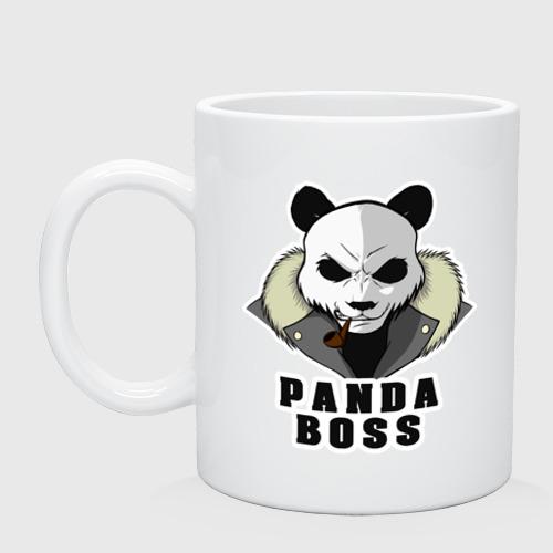 Кружка Panda Boss
