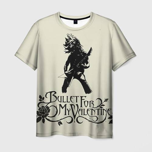 Мужская футболка 3D  Фото 03, Bullet For My Valentine