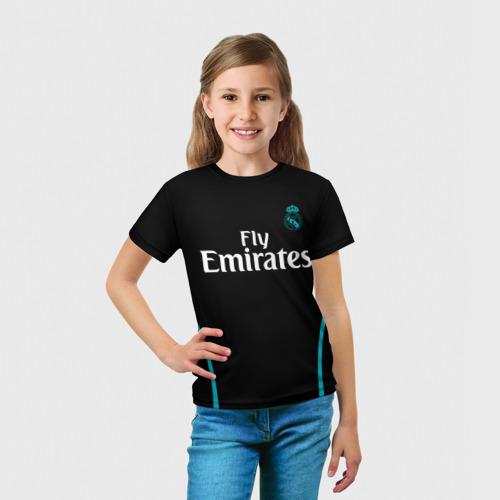 Детская футболка 3D  Фото 03, Real Madrid