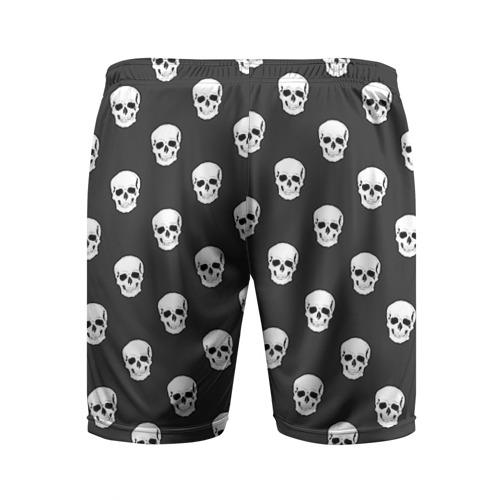 Мужские шорты 3D спортивные Черепа Фото 01