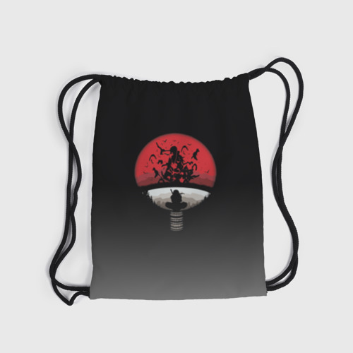Рюкзак-мешок 3D  Фото 04, Itachi Clan Uchiha