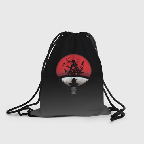 Рюкзак-мешок 3D  Фото 01, Itachi Clan Uchiha