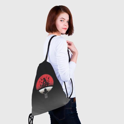 Рюкзак-мешок 3D  Фото 02, Itachi Clan Uchiha