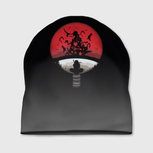Шапка 3D Itachi Clan Uchiha