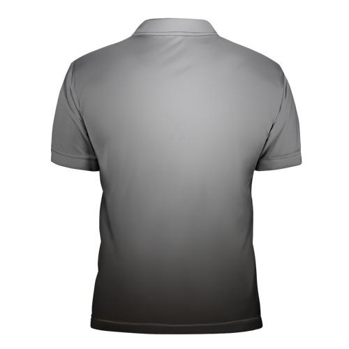 Мужская рубашка поло 3D  Фото 02, Forest Monkeys