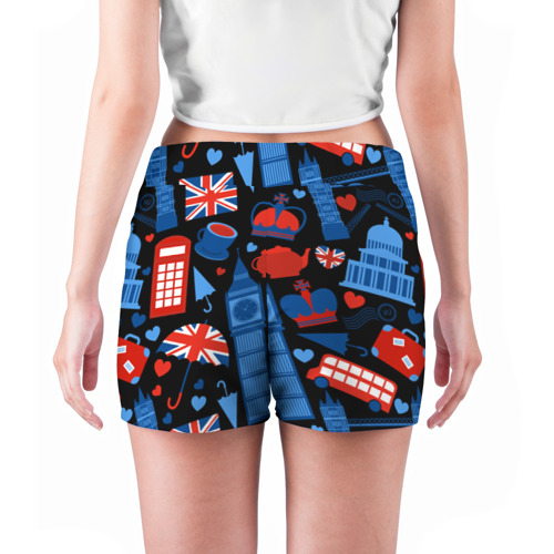 Женские шорты 3D  Фото 04, Великобритания