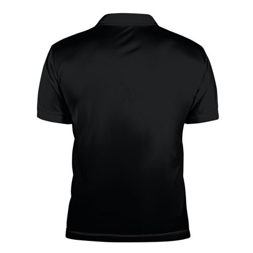 Мужская рубашка поло 3D  Фото 02, Where's Your God Now?